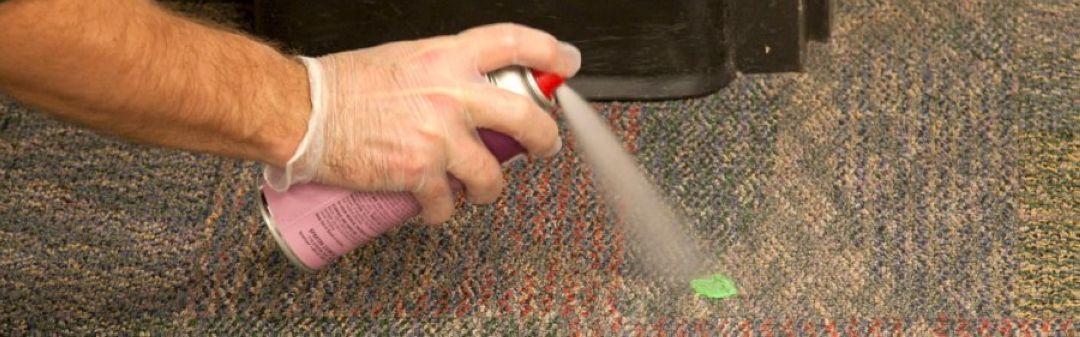 Čištení a údržba vlněných koberců