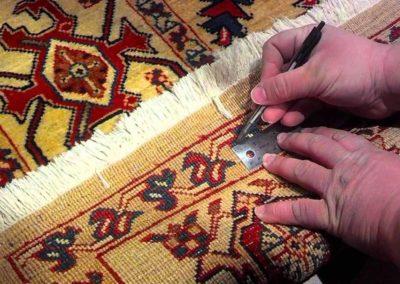 Čištění perských koberců 06