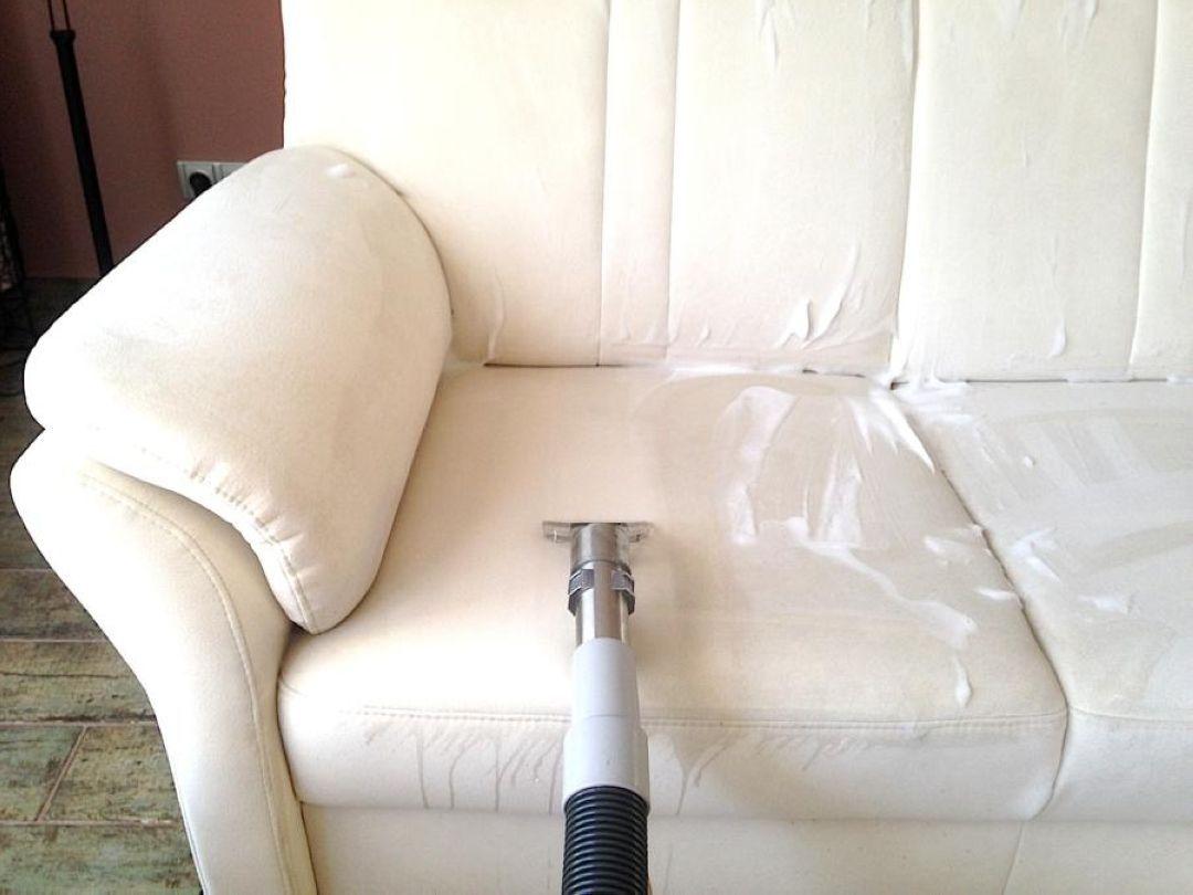 Čištění sedaček
