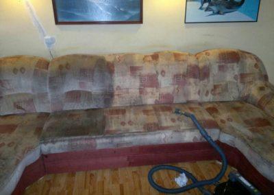 Čištění textilních sedaček 02
