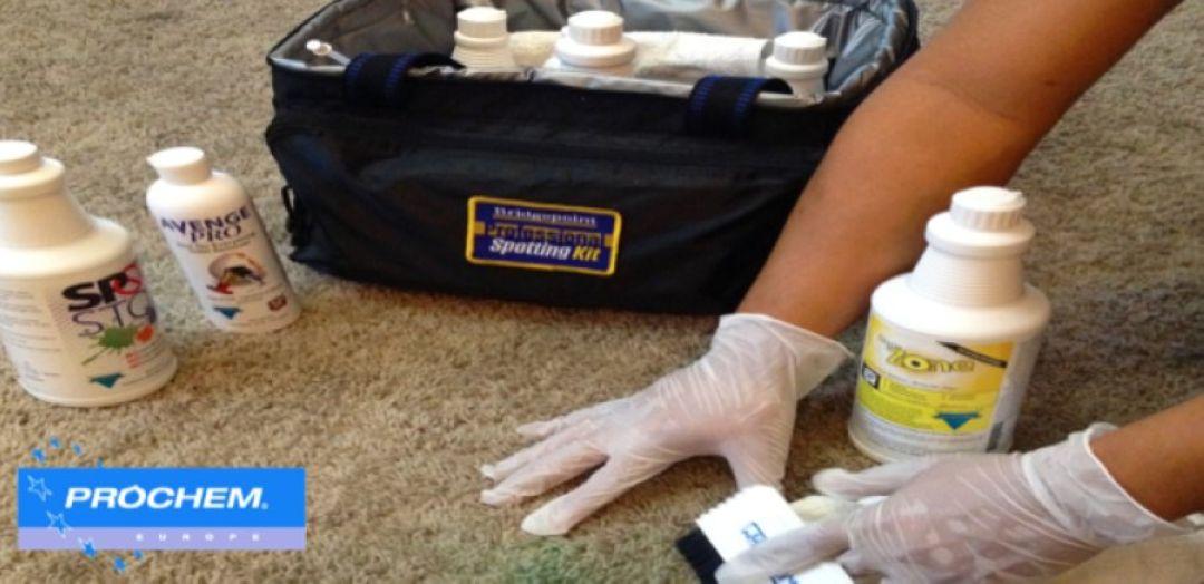 Dezinfekce koberců, odstranění fleků a pachů koberců