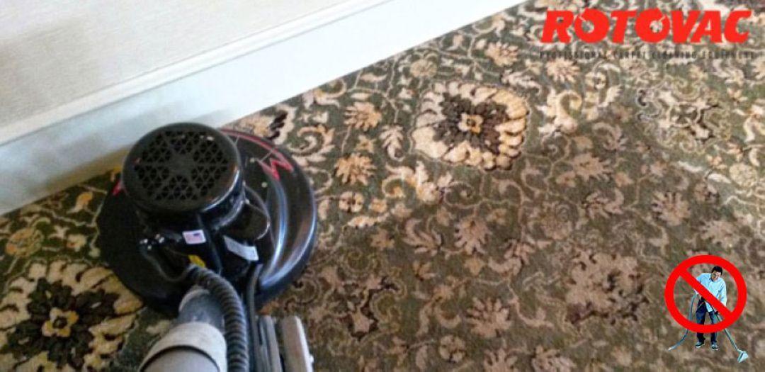 Renovace a oživení vlněných koberců