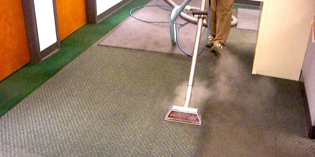 Technologie čištění koberců